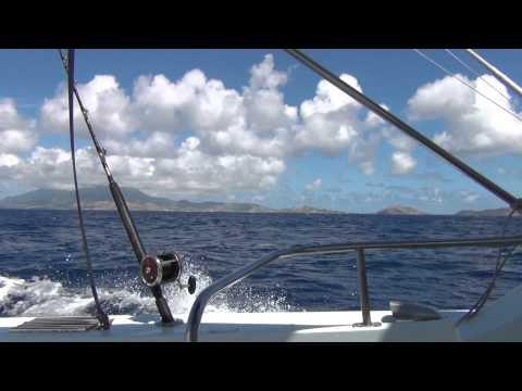 Deep Sea Fishing   St  Kitts   March 2014  1