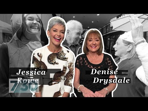 Jessica Rowe and Denise Drysdale on being best friends | 7.30