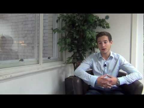 Jobs in Recruitment - Graduate Testimonial (Nick)