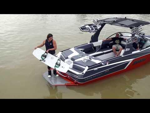 2018 Malibu Wakesetter 24 MXZ - Wakeboarding Review