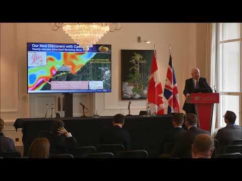 CanAlaska Uranium investor presentation by Peter Dasler at CMS 2018