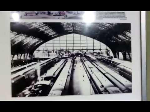 Reading Terminal Philadelphia historical photos