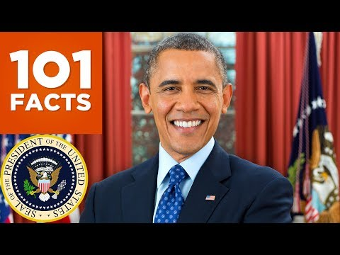 101 Facts About Barack Obama