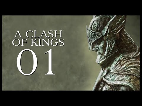 A Clash Of Kings Gameplay Part 1 (Mount And Blade Warband Mod)