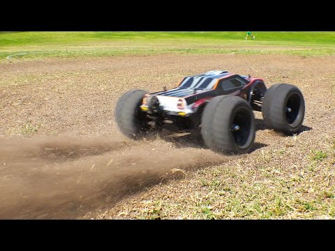 Super Fast 45+ MPH & Affordable RC Car!! JLB Cheetah - FULL