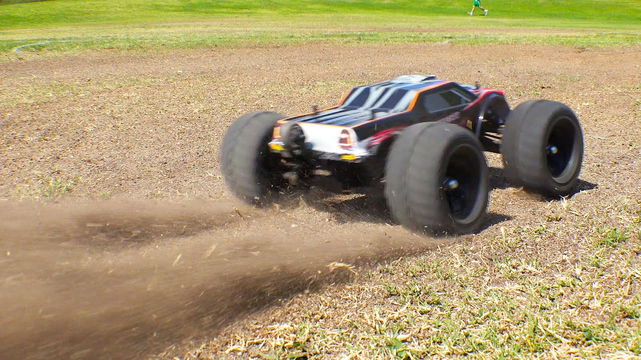 Super Fast 45 MPH Affordable RC Car JLB Cheetah