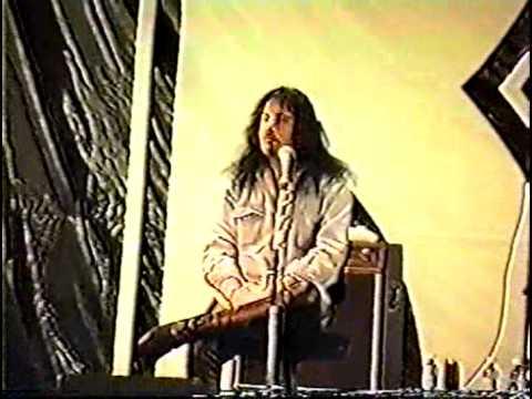 """KISS - Phoenix """"Official"""" KISS Convention  Q&A - (6-25-1995)"""