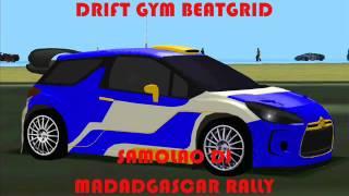 Samoláo Dj - Drift Gym Beatgrid - Madadgascar Rally
