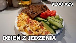 Śniadania Białkowo-Tłuszczowe / Dzień JEDZENIA     VLOG #29