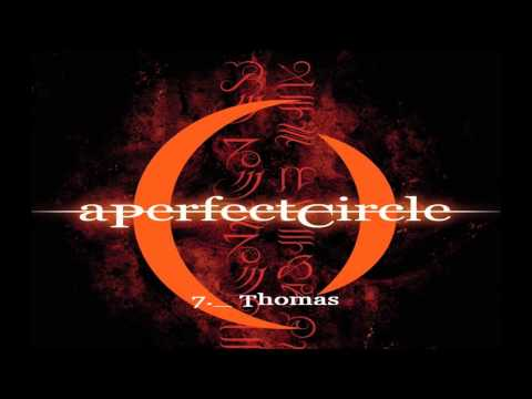 My top 15: A Perfect Circle songs
