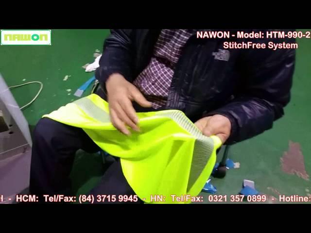 Nawon - HTM-990-22- Ma?y May (E?p) Không ????ng Chi?/ StitchFree System