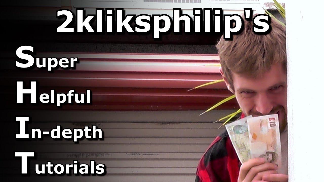 Kliksphilip csgo betting horse betting odds explained