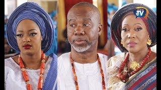 Ooni Of Ife's Wife, Olori Naomi Others Storm Prince Jide Fadairo Mother's Burial In Abeokuta