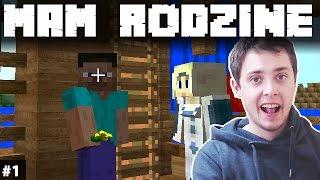 Minecraft Po Polsku Survival | NOWY SEZON i NOWE SUPER MODY - Mam rodzinę?