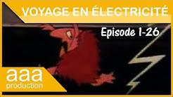 Voyage en électricité Ep 01 - Aux sources du courant