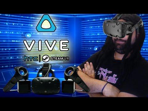 MANQUEANDO EN REALIDAD VIRTUAL | HTC VIVE