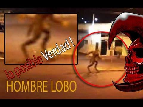 LA VERDAD DEL HOMBRE LOBO DE PARAGUAY, ARGENTINA, BRASIL, M�XICO, CHILE, @OxlackCastro