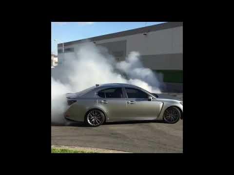 Lexus GS ⚡️ GS-F / 2JZ / Burnout / Bagged / VIP