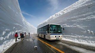 AMAZING Snow in Japan