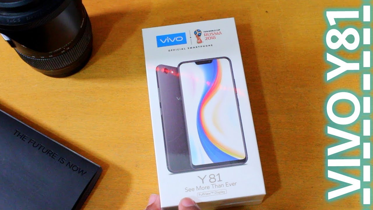 Vivo Y81 Unboxing & First Impressions!