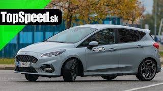 Ford Fiesta ST test - TOPSPEED.sk Alex ŠTEFUCA