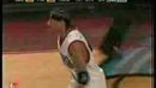 allen iverson 31pts philadelphia 76ers vs lebron james cleveland cavaliers 2004 2005 regular season nba game