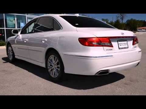 2011 hyundai azera limited in deland fl 32720 youtube. Black Bedroom Furniture Sets. Home Design Ideas