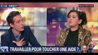Gilets Jaunes, Européennes, Ruffin : Vif échange entre Leïla Chaibi (FI) et un député LREM