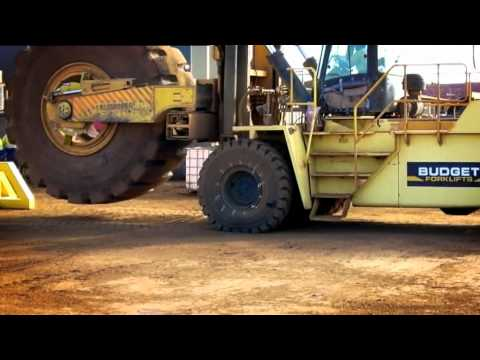 Westate Mining & Industrial - Earthmover Tyre Chain Spindle System