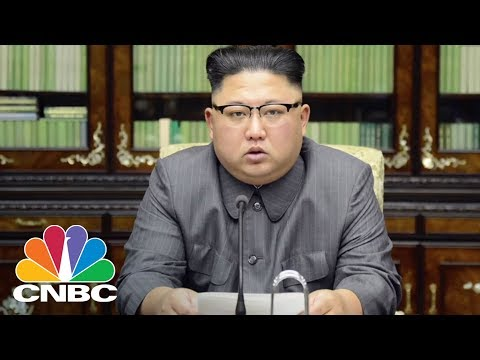 North Korea: Donald Trump Is Taking A 'Dangerous Step' Towards Nuclear War | CNBC