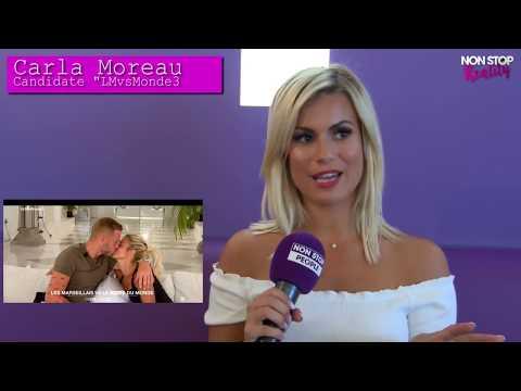 Carla (LMvsMonde3) avoue ne pas avoir été 'exemplaire' avec Julien Bert (Exclu vidéo)