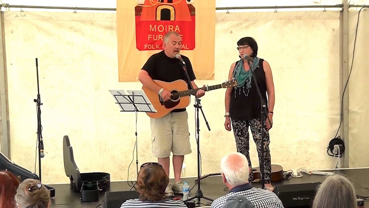Chris King @Moira Furnace Folk Festival 2015 - YouTube