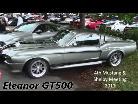 1967 Mustang Shelby Gt500 Eleanor 408ci Quot Over 500hp