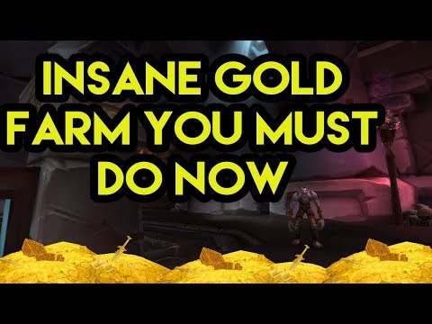 World Of Warcraft Insane Gold Farm You Must Try NOW!
