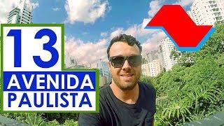 13 passeios para fazer na AVENIDA PAULISTA de São Paulo