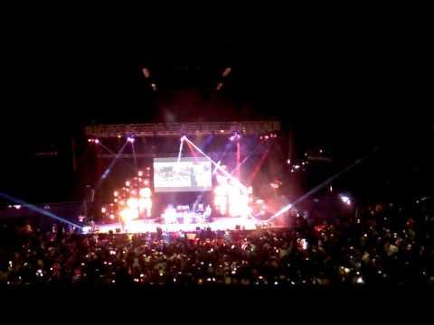 Los plebes arena Monterrey
