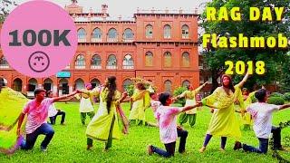 Dhaka University Flashmob | Rag Day 2018 | অরিন্দম | Dept. of World Religions & Culture
