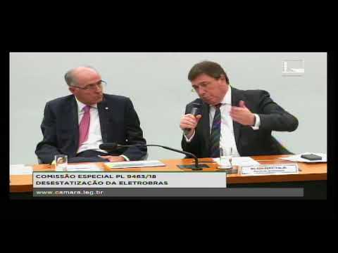 Presidente da Eletrobras fala sobre a chinesa State Grid