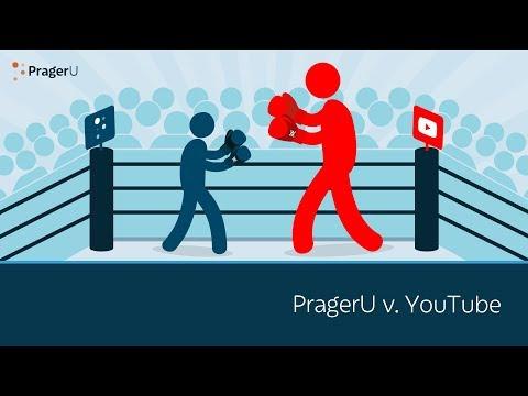 PragerU v. YouTube