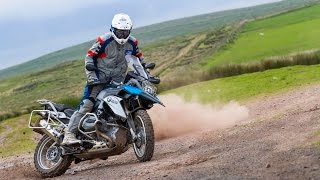 Touratech Tractive Suspension on BMW R1200GS w/ amazing Off Road - Brake Magazine