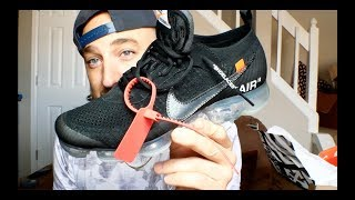 Worth Paying Resale?? Nike x Off White Vapormax Part 2 Black Review & On Feet!