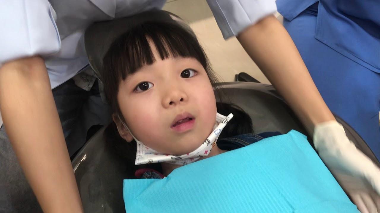 bella6歲去檢查牙齒很勇敢在采風牙醫診所-2020年6月3日 - YouTube