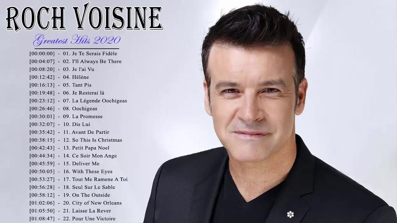Roch Voisine Greatest Hits || Best Songs Of Roch Voisine || Top Music 2020