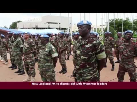 UN troops take over Mali peacekeeping