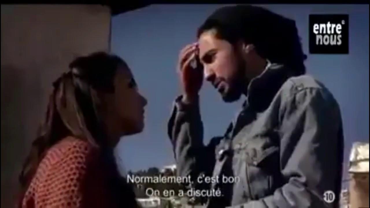 فضيحة الفيلم الجزائري (المسرب) 2017 - قبلات +18
