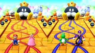 Mario Party: The Top 100 - Minigame Island (World 1-2 Gameplay Walkthough)