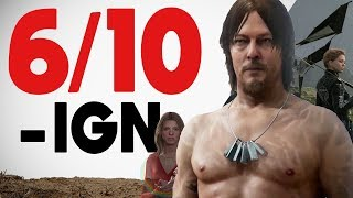 The Problem With Death Stranding Reviews