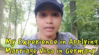 My Experience in AppĮying Marriage Visa in Germany   Full Details Where to Find Documents  