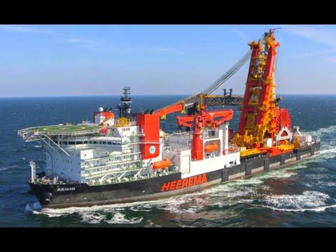 Top 10 Biggest High tech Multipurpose Ships