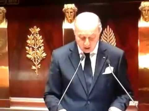 Palestinian Statehood | French parliament debates recognizing palestine